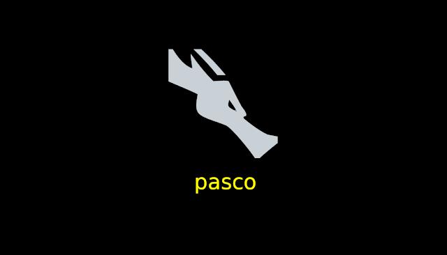 الدرس 254 شرح اداة pasco
