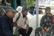Pantau Situasi Terkini Di Wilayah, Babinsa Koramil Pauh Himbau Warga Terapkan 3 M