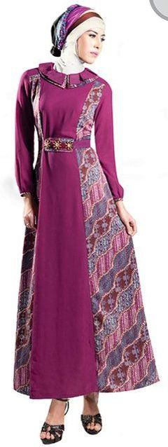 Hijab Pashminaa Baju Batik Muslim Images