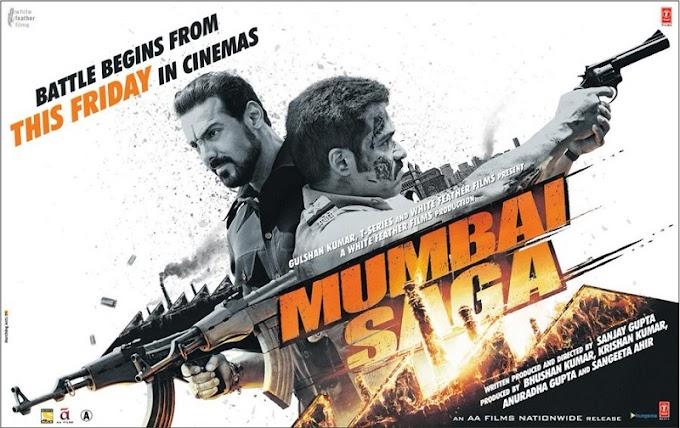 Mumbai Saga (2021) Full Movie Online Play & Download