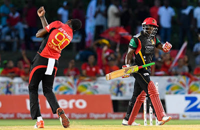 CPL 2019 SKN VS TKR 14th match Cricket Win Tips