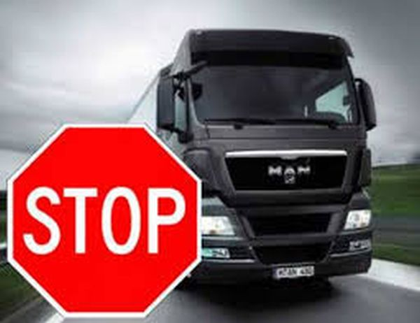 Απαγορεύθηκε αυστηρά η κίνηση των φορτηγών άνω του 1,5 τόνου σε όλους τους αυτοκινητοδρόμους