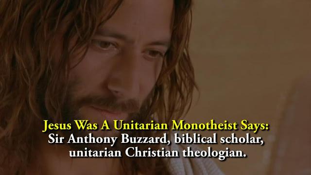 Sir Anthony Buzzard, biblical scholar,