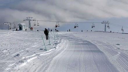 Σε λειτουργία το χιονοδρομικό κέντρο Βόρας– Καϊμάκτσαλαν