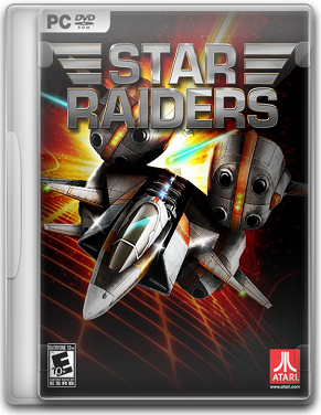 Capa Star Raiders   PC (Completo) 2011