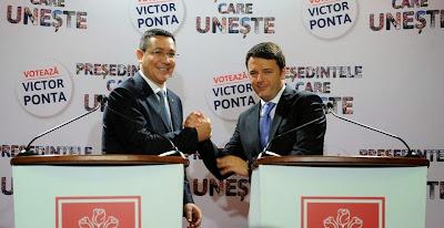 Románia, államelnök-választások, Klaus Johannis, Victor Ponta, politika, Angela Merkel, Matteo Renzi,