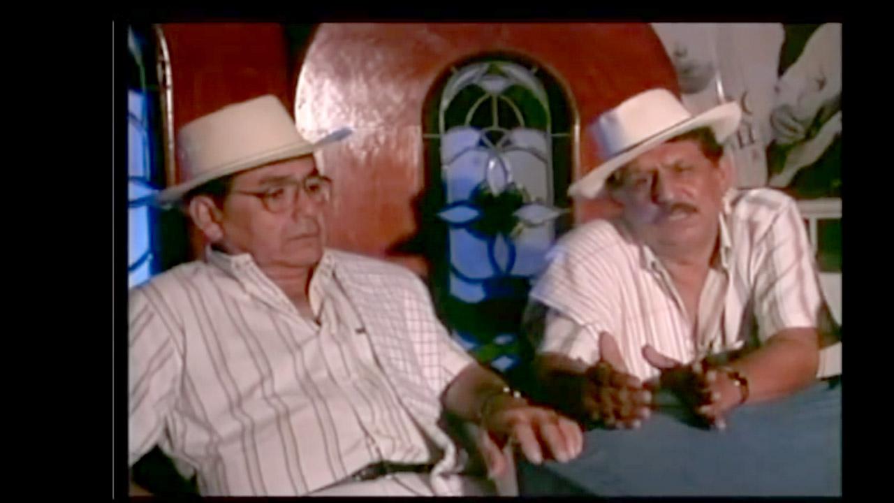 Reclamo a Dios -Silva y Villalba- (Música Colombiana)