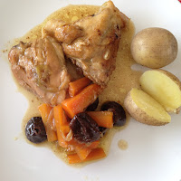 La receta de pollo de Pilar