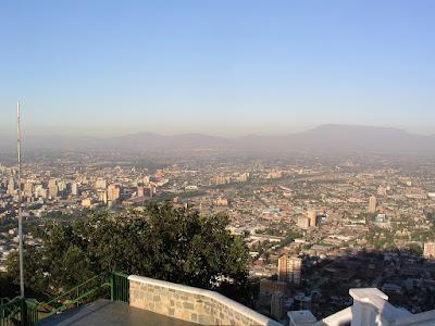 Cerro de San Cristóbal Lima