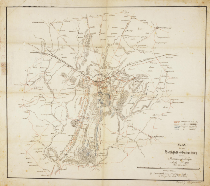 Free Technology for Teachers: Lee's Map of Gettysburg - And ... on free internet encyclopedia, free ip location finder, free email, free gold prospecting in colorado, free genealogy databases, free business diagrams, free bans, free classifieds, free language dictionaries, free online registration, free fiction books, free review, free photogrammetry, free educational videos, free solar system, free thesis papers, free seasonal calendars, free web, free new books, free downloadable tables,
