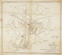 Free Technology for Teachers: Lee's Map of Gettysburg 1