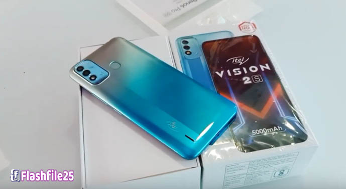 itel vision 2 p651l flash file firmware stock rom 100% Tested