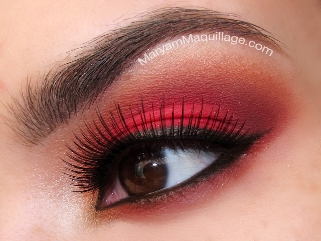 Maryam Maquillage Quot Rebel Valentine Quot Nail Art Amp Makeup