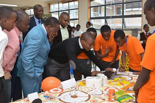 Youth fund junior achievers to set up inovator incubator in kenya