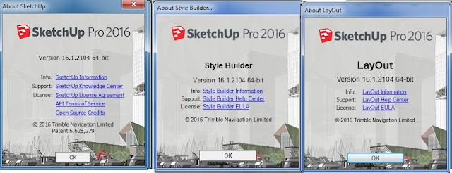 sketchup pro 2016 64 bit full crack