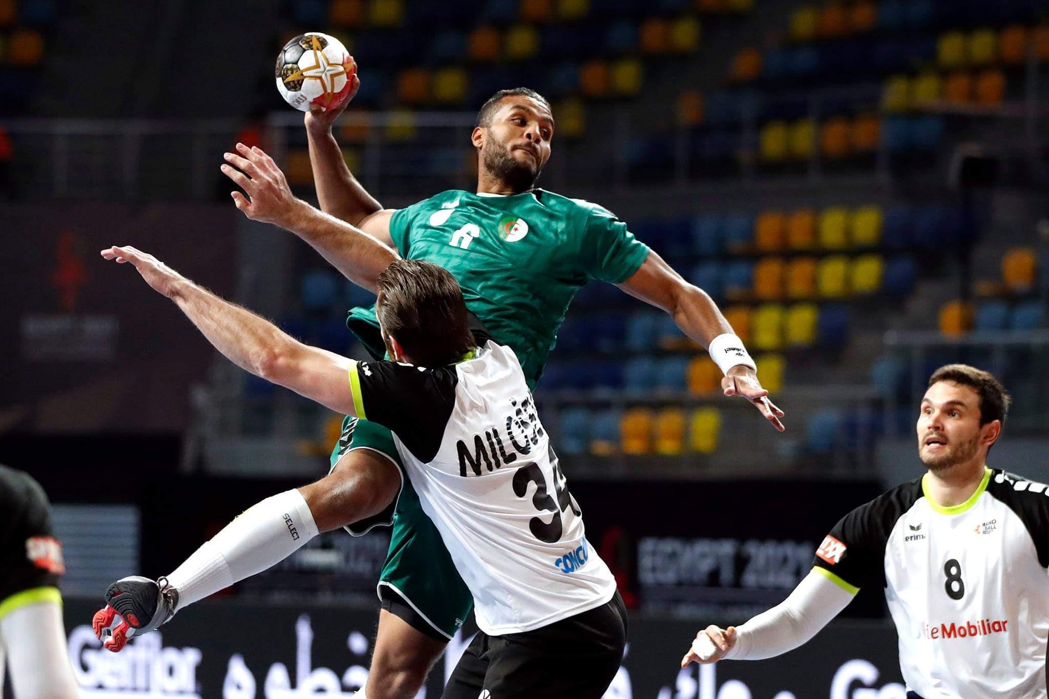 بطولة العالم لكرة اليد: منتخب الجزائر ينهزم أمام سويسرا (24-27)