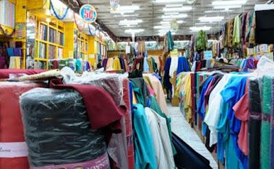 toko kain terlengkap kota Surakarta