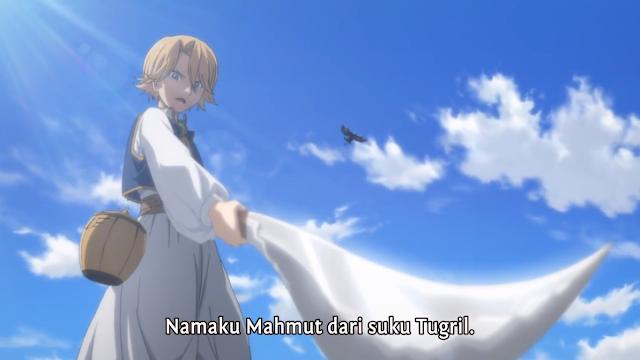 Shoukoku no Altair Episode 02 Subtitle Indonesia