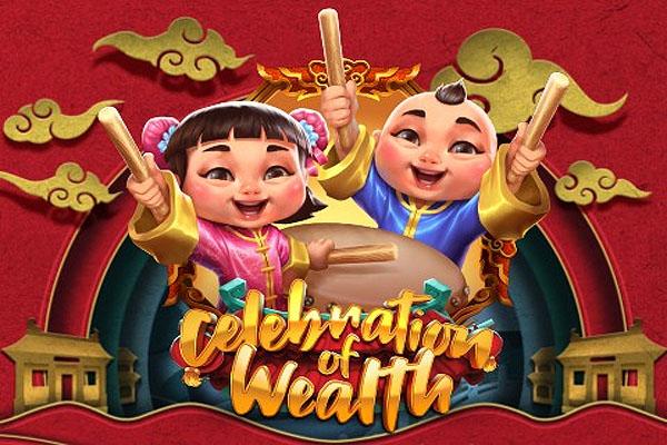 Main Gratis Slot Celebration of Wealth (Play N GO)