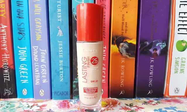 Beauty | Rimmel Lasting Finish Foundation Review