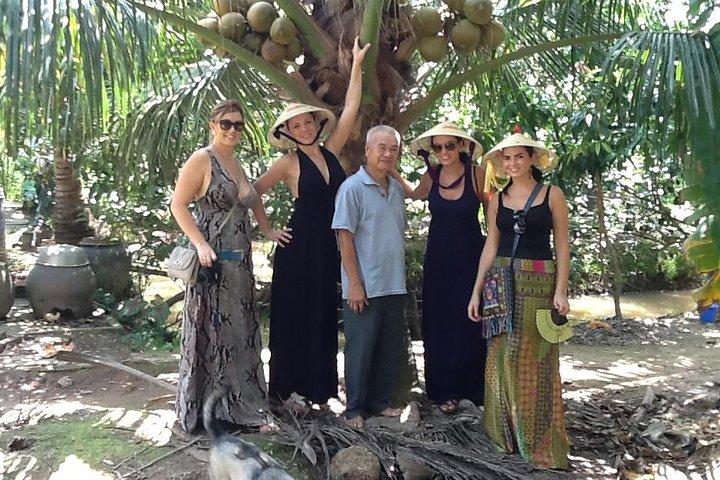 Mekong Delta Tour Full Day