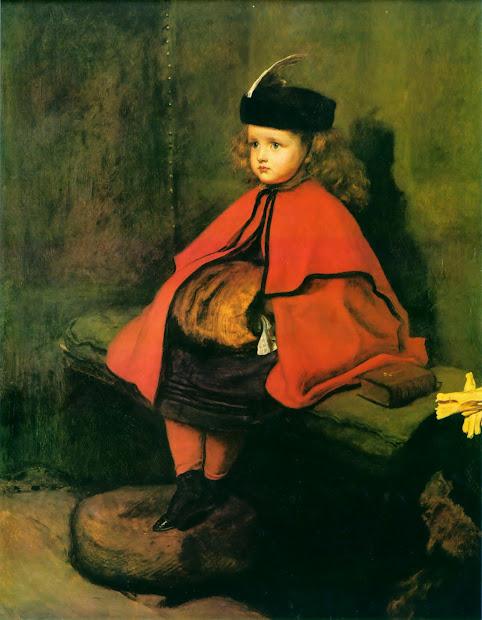 Victorian British Painting John Everett Millais Ctd