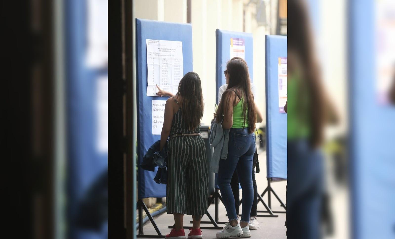Encargada del Demre detalla qué está prohibido llevar a la PSU