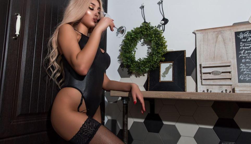 AlexyaFay Model GlamourCams