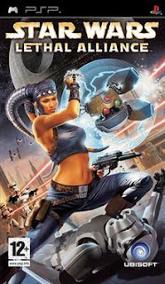 Password Star Wars: Lethal Alliance PSP PPSSPP
