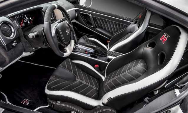 2017 Nissan GT-R R36 Interior