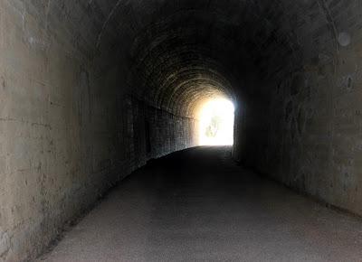 Túnel Vía Verde de la Jara