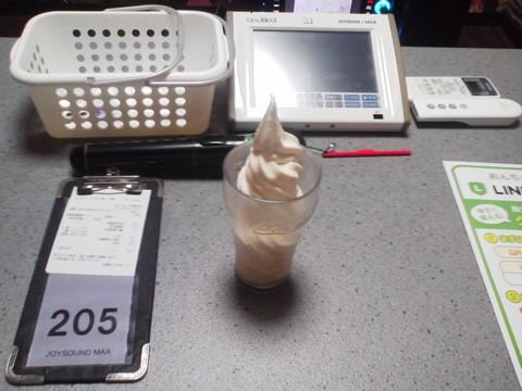 ソフトクリーム食べ放題¥511-3 おんちっち尾西店2回目