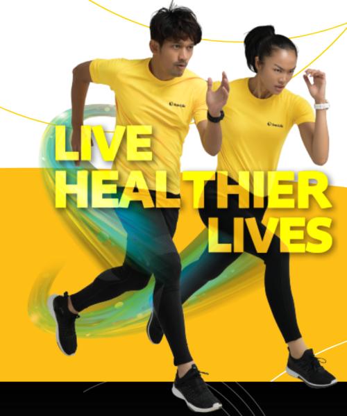 Sun Life Resolution Run 2020 #LiveHealthierLives