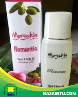 MORESKIN Hand and Body Oil Sporty / Fresh / Romantic