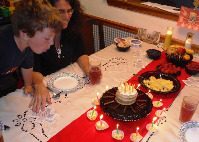 Celebrate Pentecost with Symbolic Eats