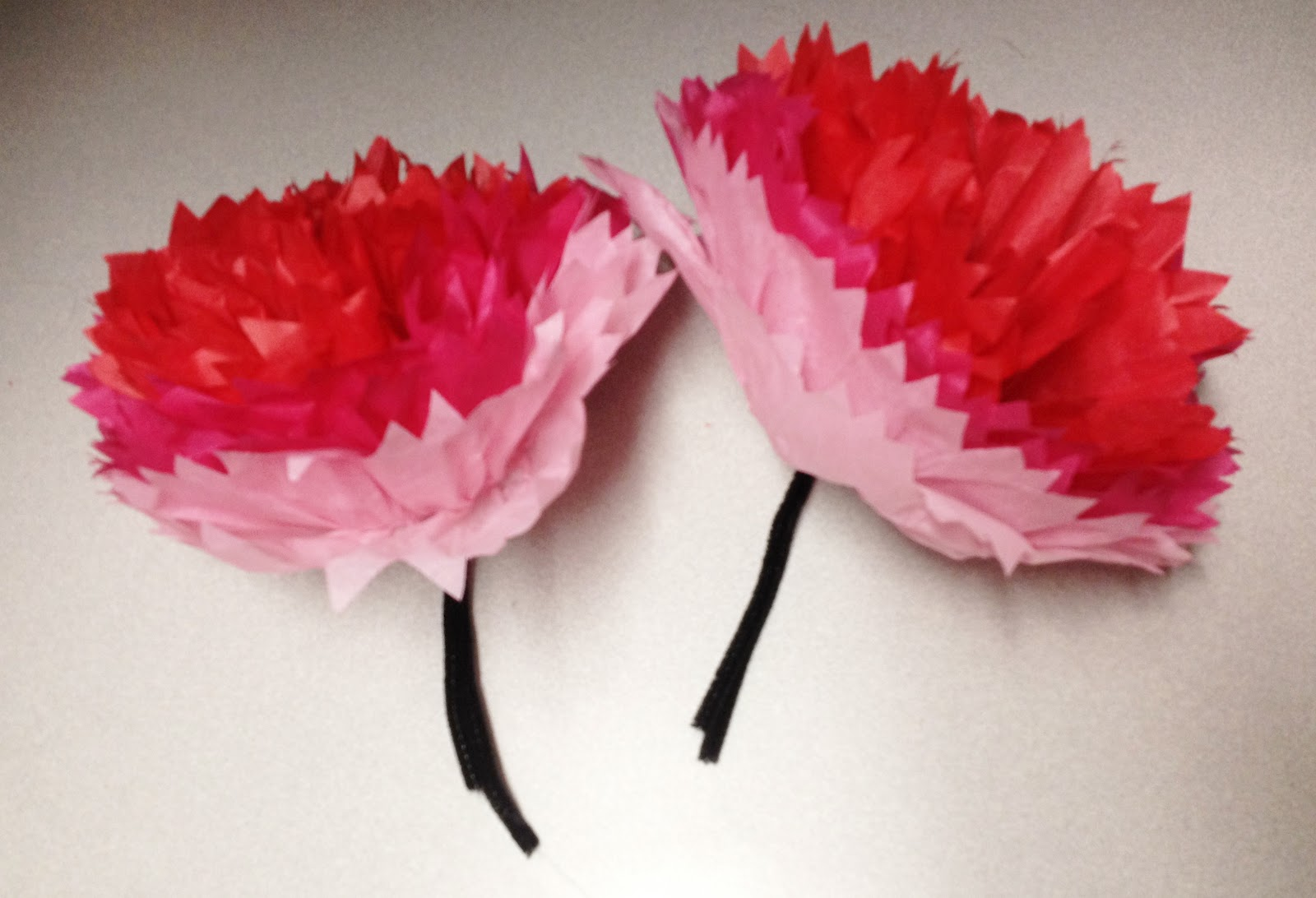 Beyond Potential Kids: Paper flower craft with children ...
