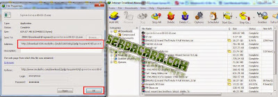 Cara Resume Download IDM
