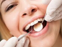 Teeth cleaning method