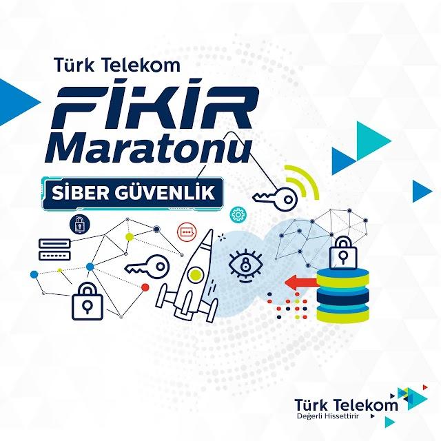 Türk Telekom'dan Fikir Maratonu