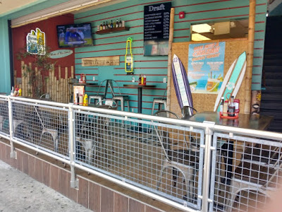 Capt'n Jack's Island Grill in Wildwood, New Jersey