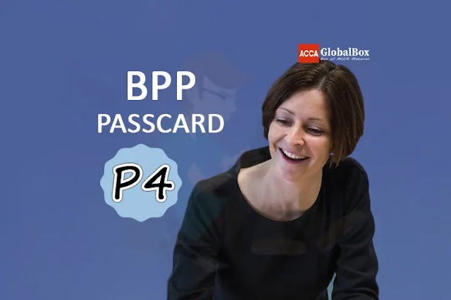 P4 - AFM | BPP Passcard