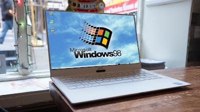 Sejarah Windows 98