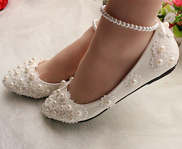 Flat Shoes For Wedding