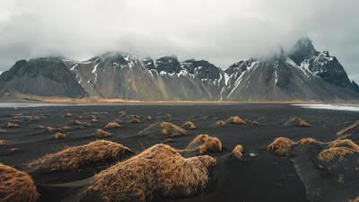 paisajes de las tierras altas de islandia en instagram