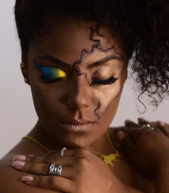 Maquiagem Consciência Negra