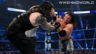Roman Reigns + Daniel Bryan Vs The Miz + John Morrison