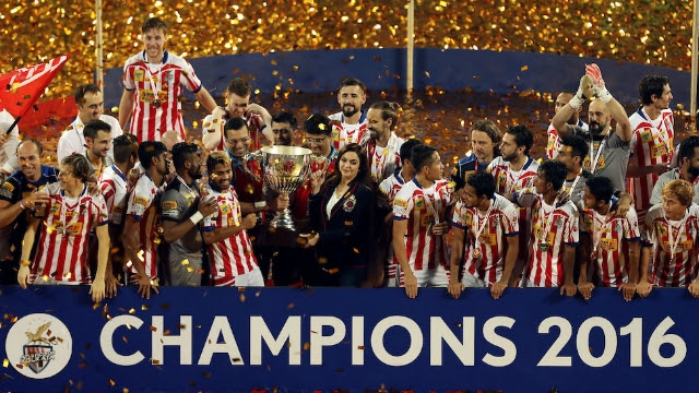 {*Top*} Atlético de Kolkata| Indian Super League ISL 2017