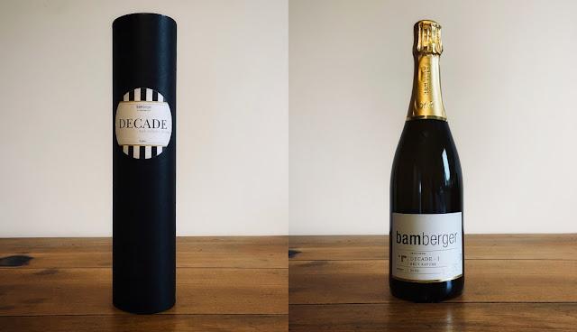 Decade Rieslingsekt aus dem Wein- und Sektgut Bamberger.