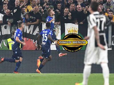 Immobile Kalahkan Juventus Di Kandangnya Sendiri