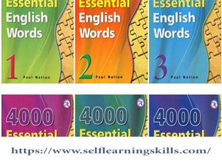 4000 كلمة في اللغة الانجليزية Essential English Words